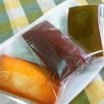 フィナンシェ(プレーン・ショコラ・抹茶)